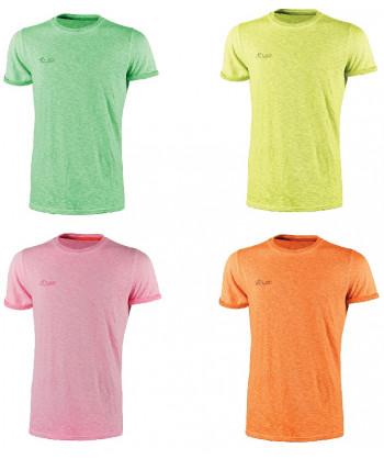 U-Power t-shirt FLUO